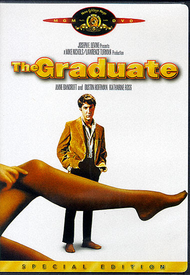 The graduate movie poster