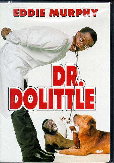 dr doolittle Watch full movie doctor dolittle (1998) online freea doctor finds out that he can understand what animals are saying and the animals find out that he understands.