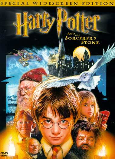 harry potter and the sorcerers stone widescreen