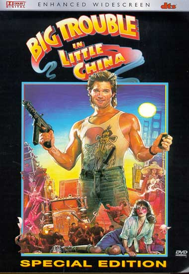 Big Trouble In Little China (2-Disc Edition)